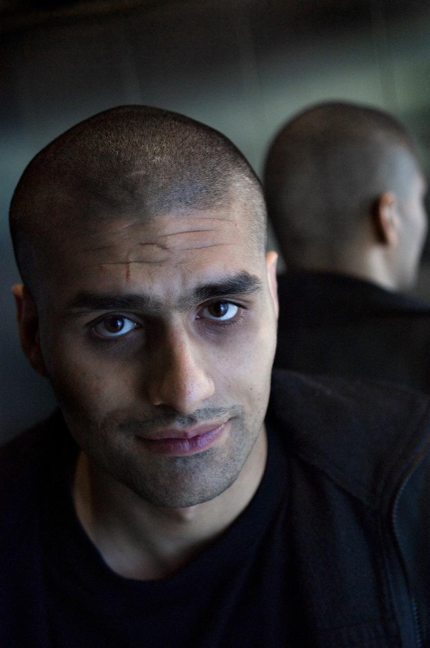 Nagieb Khaja. Photo by  Jakob Dall .