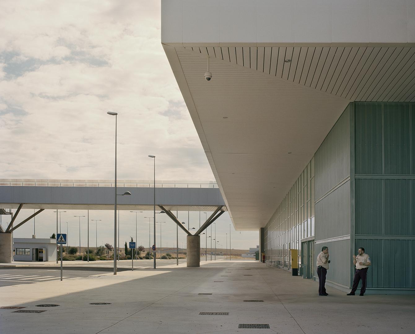 Don Quixote Airport, Ciudad Real, 2015
