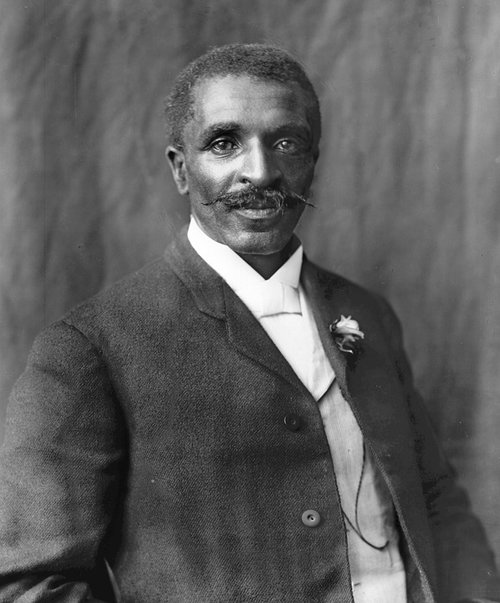 Photo of George Washington Carver