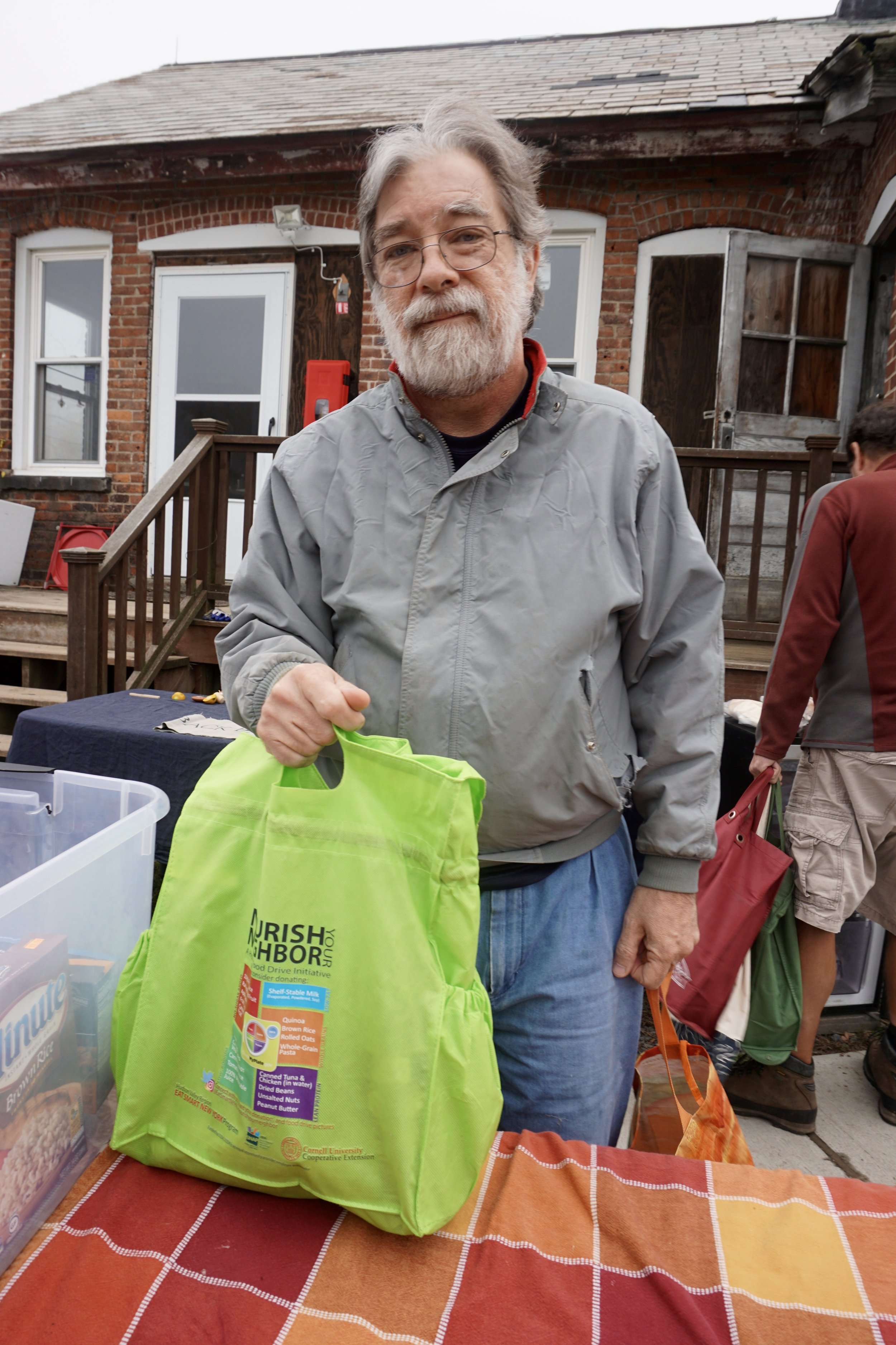 Cornell Cooperative Extension Orange County can help you coordinate your own food drive for the Nourish Your Neighbor program!