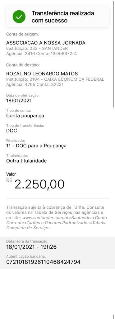 18.01 pedreiro 2ª parcela R$ 2.250,00 .jpeg