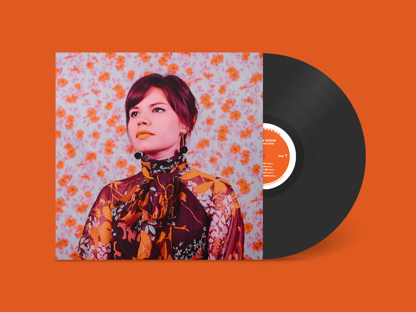 "- The debut album from Deidre & the Dark - ""Variety Hour"" is in its finest form on vinyl. A limited pressing of 300 copies, each 12"" LP comes with full-color sleeve and digital download codes included. Get a copy here."