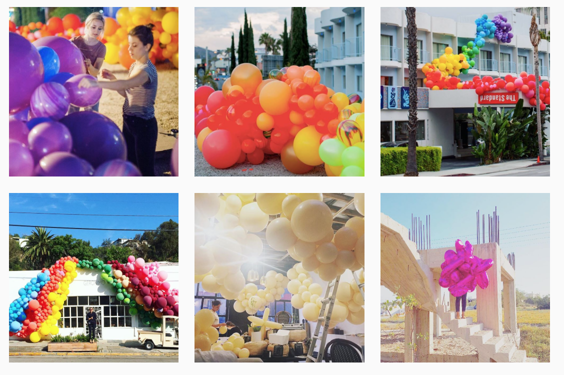 Geronimo Balloons on Instagram