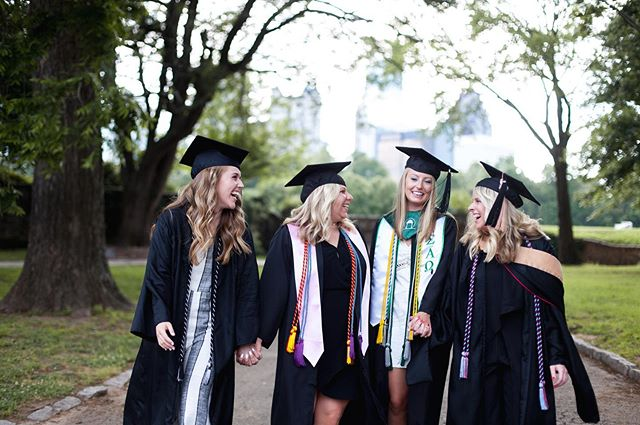 These girls have been best friends since high school and now they are college grads!! Loved getting to do this sweet shoot right before Katie's boyfriend Eli showed up to ask her to be his wife!!