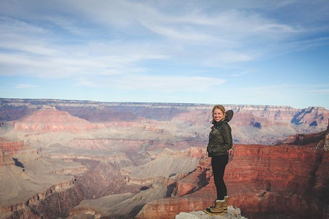 @nationalparkservice and this lady share a birthday!! #nationalparks