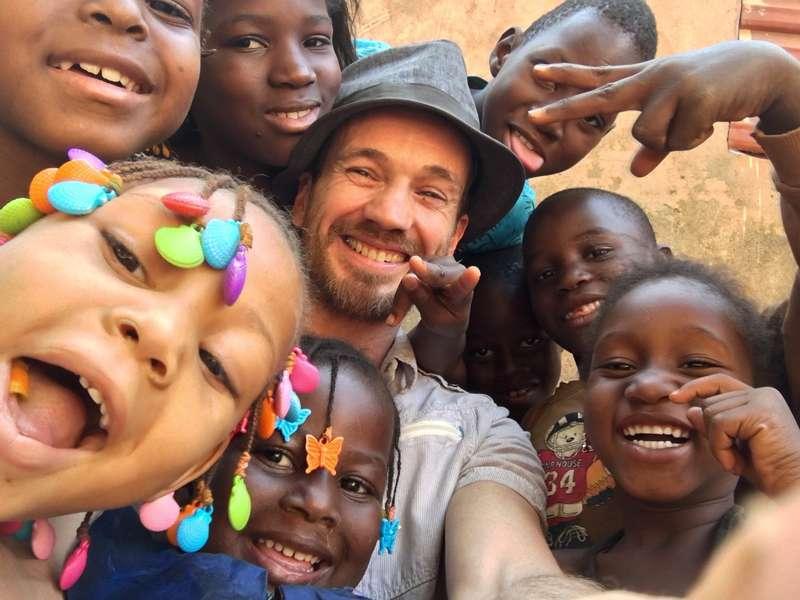 with Burkina kids.jpg