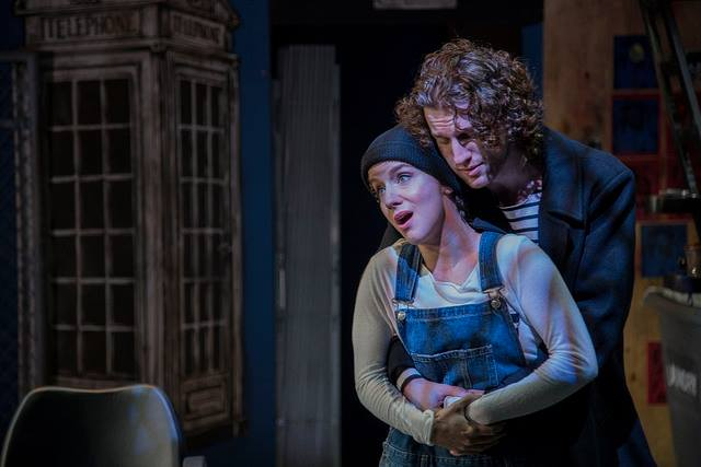 Sweeney Todd at REP Stage