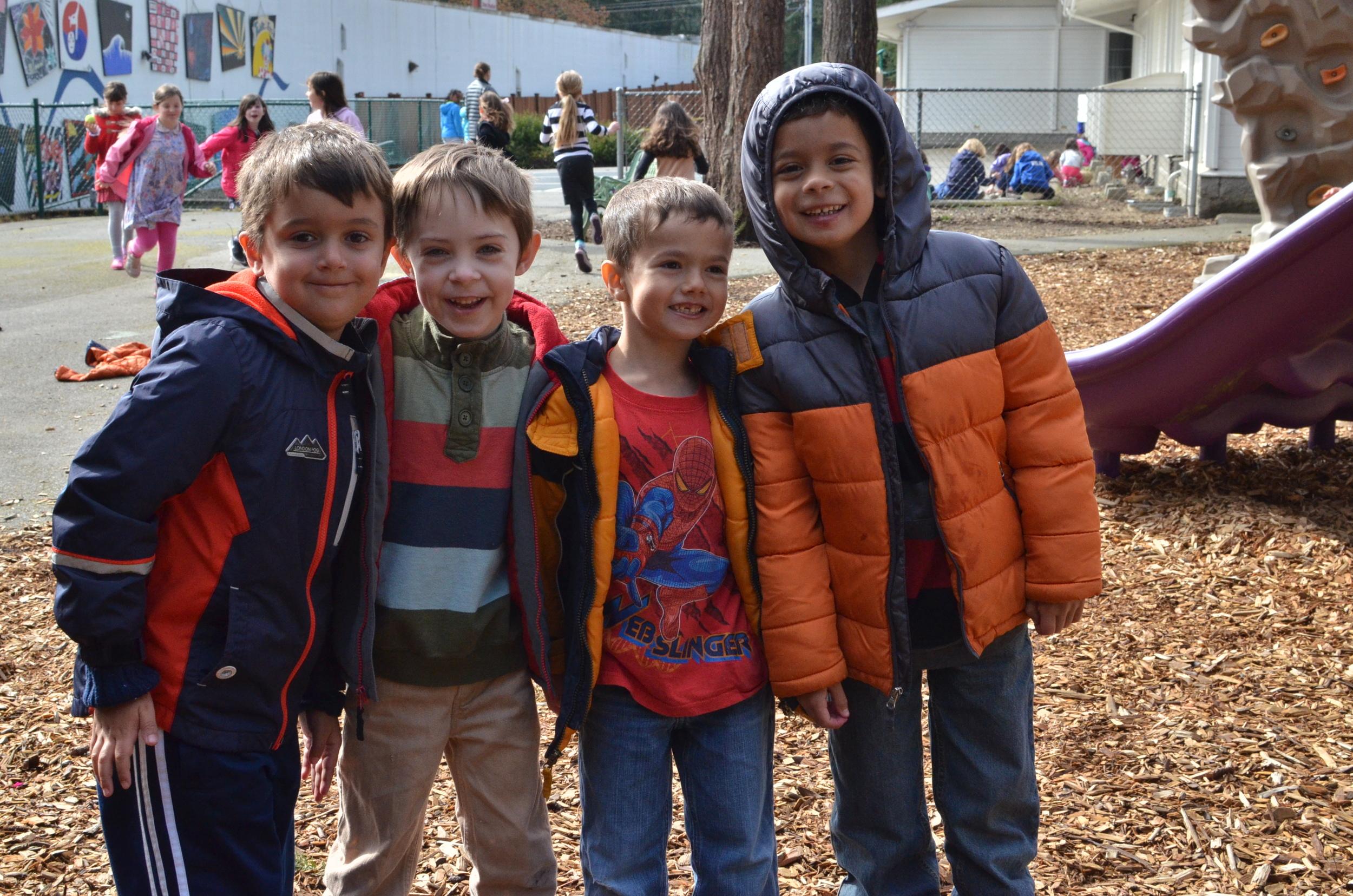 Strong school communities are built on belonging.