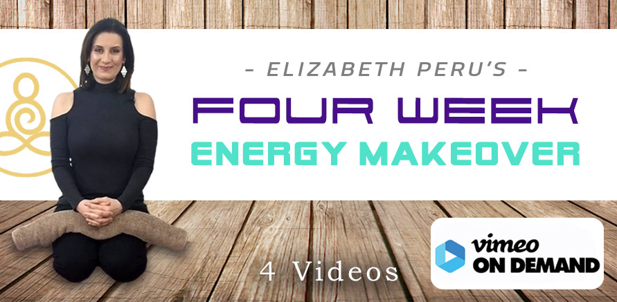 four week energy makeover