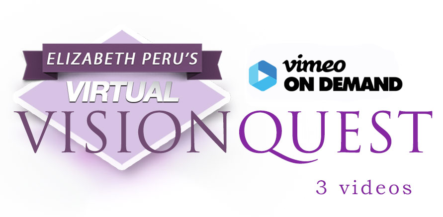 elizabeth peru online video class virtual vision quest