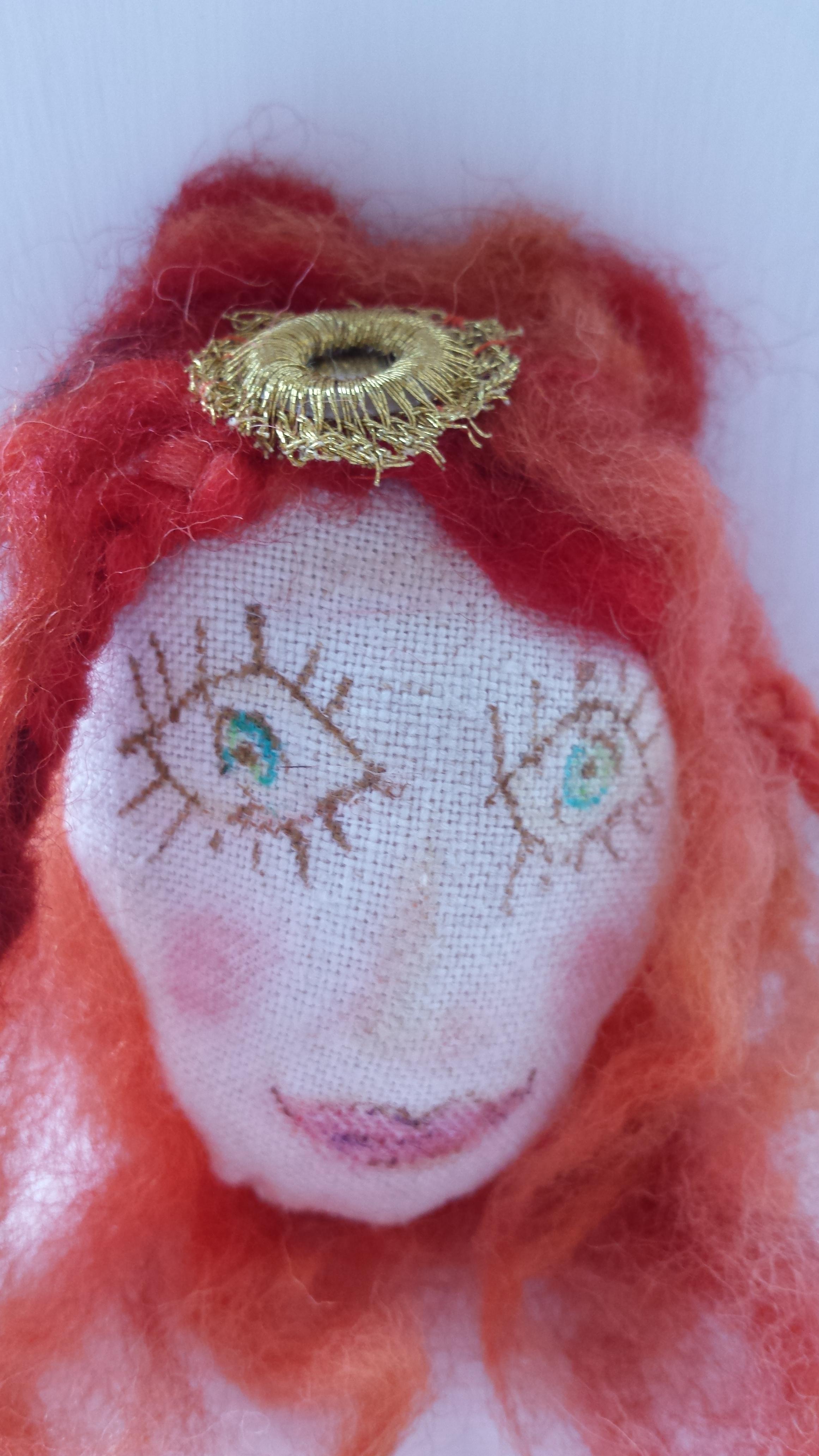 Arty Cloth Dolls