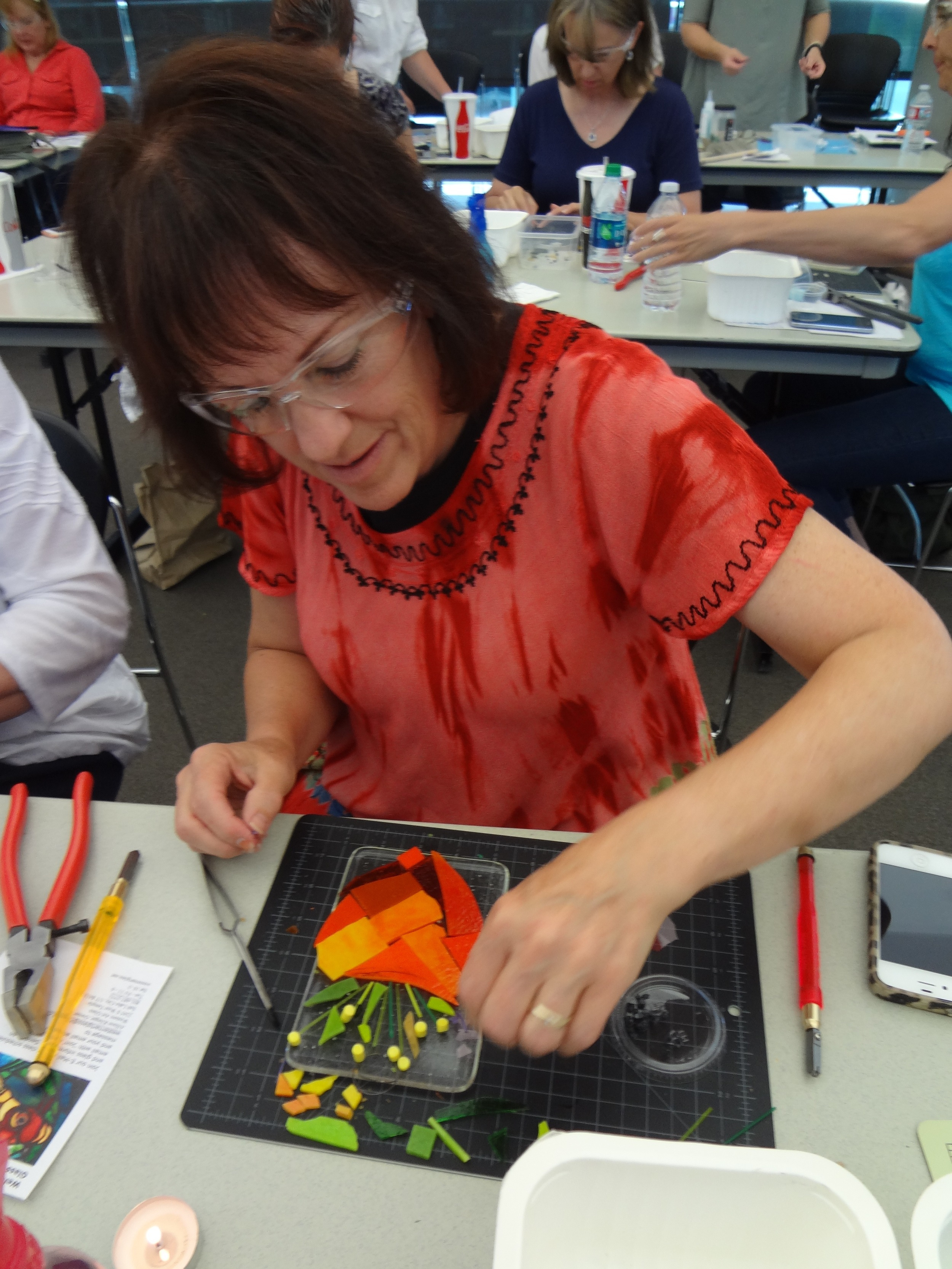 Workshop Classes<a href=>→</a><strong>Creating a Self Portrait</strong>