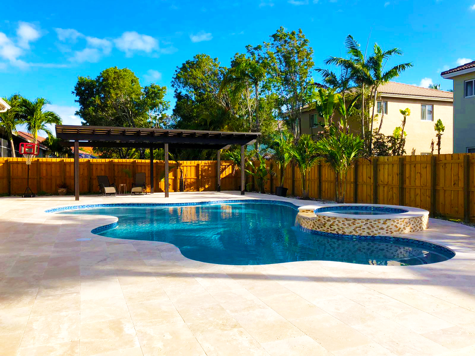 NEW POOL CONSTRUCTION -