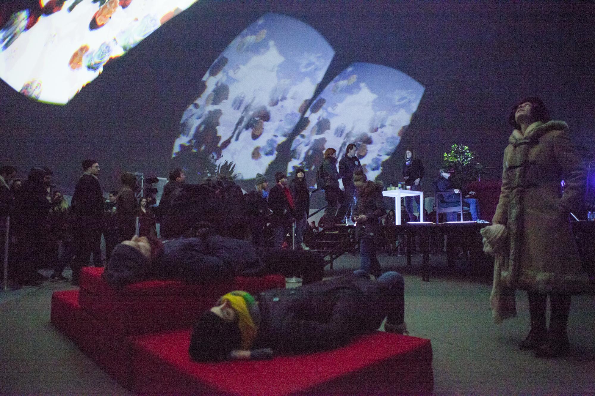 """""""  I  Wanna Destroy  """" at PS1 MoMA in NYC. Photo by  Margarida Malarkey."""