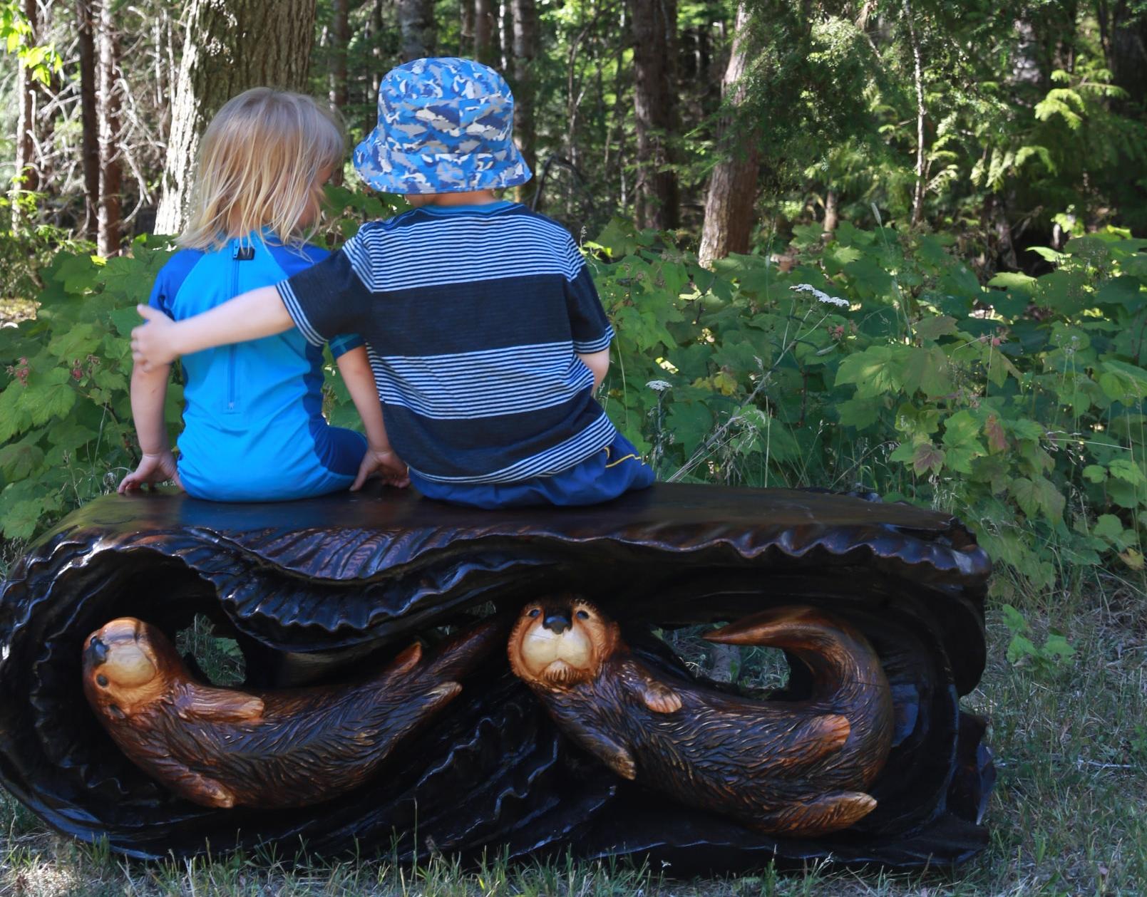 otter love bench - front w ks.jpg