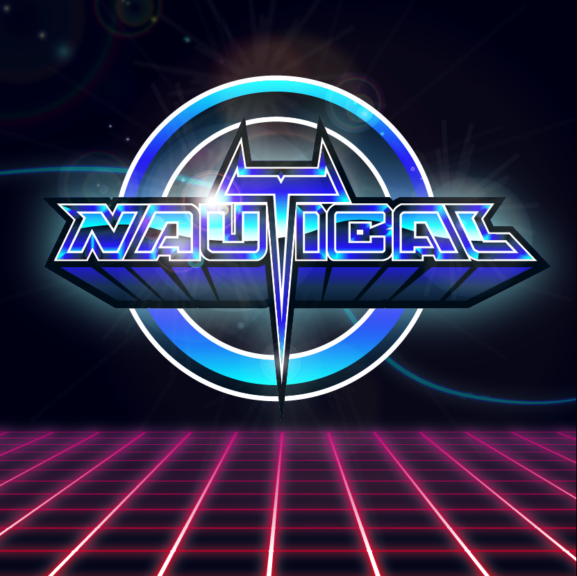 I took a month off the challenge to work on a freelance t-shirt design. When i got back to it I wanted to come back strong. I have been inspired by neon lights and 80's design lately and applied these to this design.
