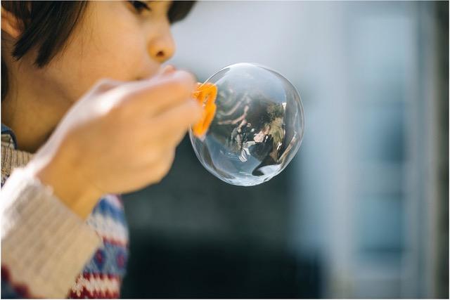 pexels soap bubble
