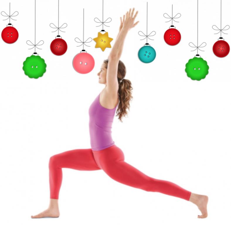 Special Christmas Dynamic Yoga Flow With Presence Yoga Home Sligo