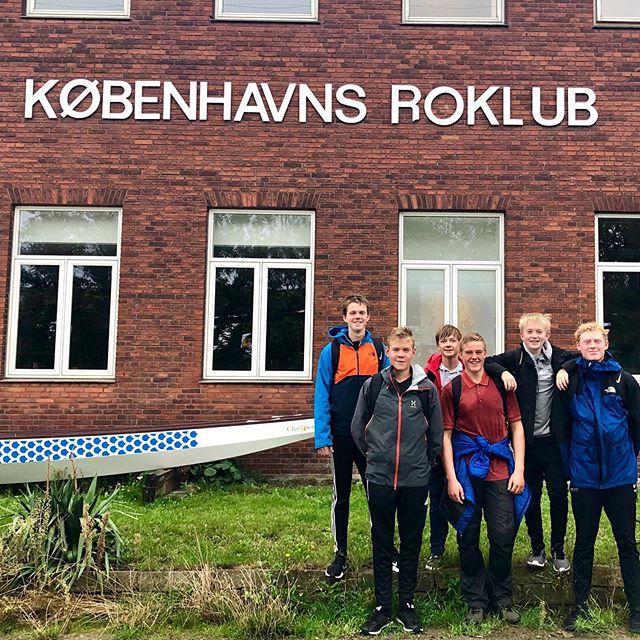 9.SA er i denne uge på lejrskole i København. Træningen kan dog stadig opretholdes. Tak til vores Made In Holstebro roer Frederik Taulbjerg @taulbjerg12345 for at gøre det muligt. #madeinholstebro #holstebroelitesport #idrætskaberfællesskaber #sportsklasserne