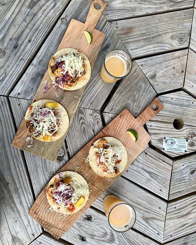 Plans tonight? How 'bout tacos and a show? @theegremontbarn does both beautifully, and tonight @esmatteo & @emilymure are gracing the stage. As far as the tacos gracing your plate, that's your call. Come on over!