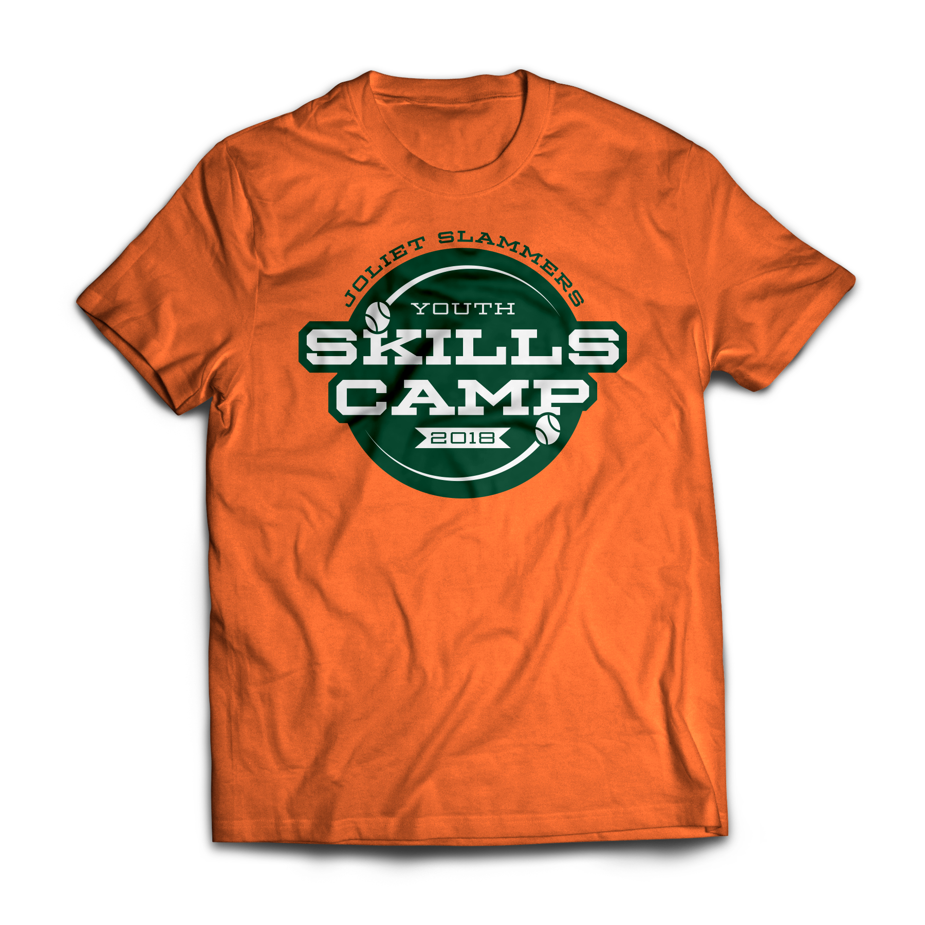 Chain Gang shirt created for the team's promotional team to wearing during games and at events.
