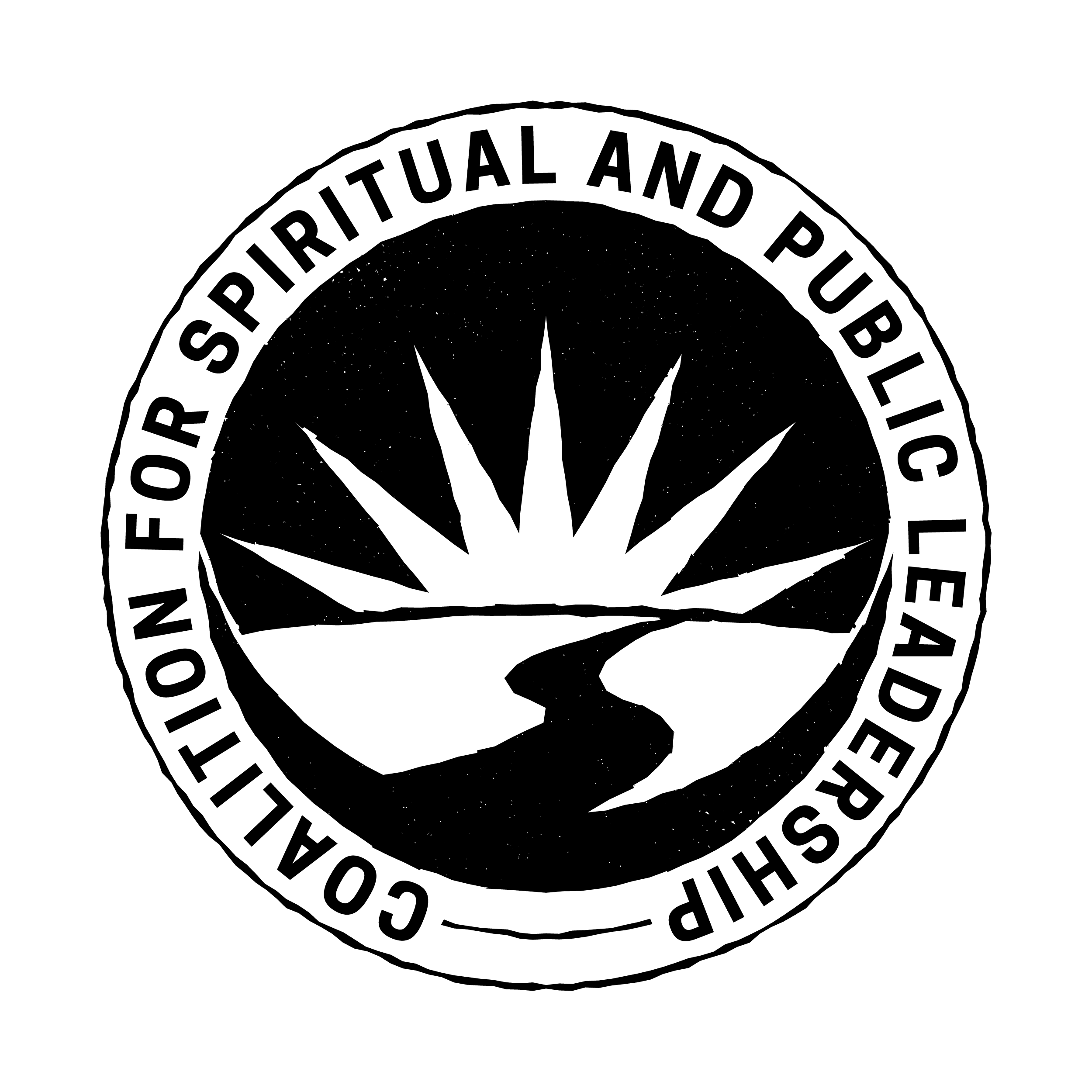 Unused artwork for Coalition for Spiritual and Public Leadership.