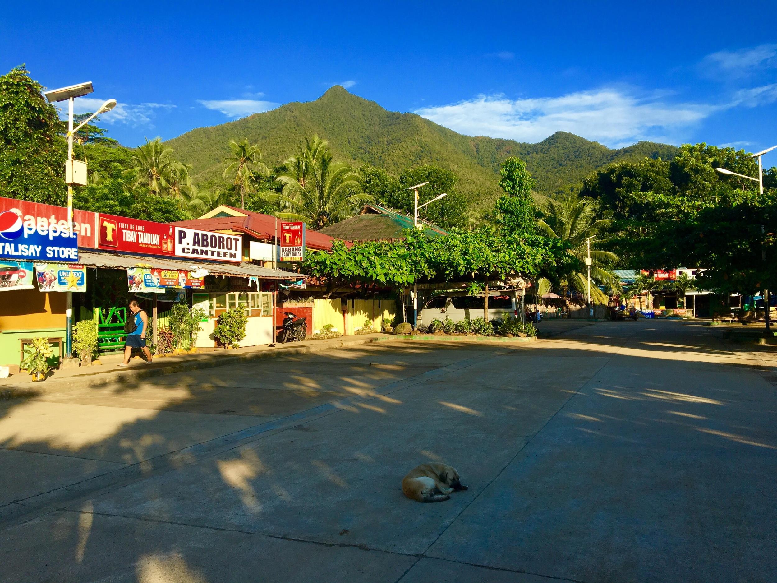 Busy Downtown Sabang