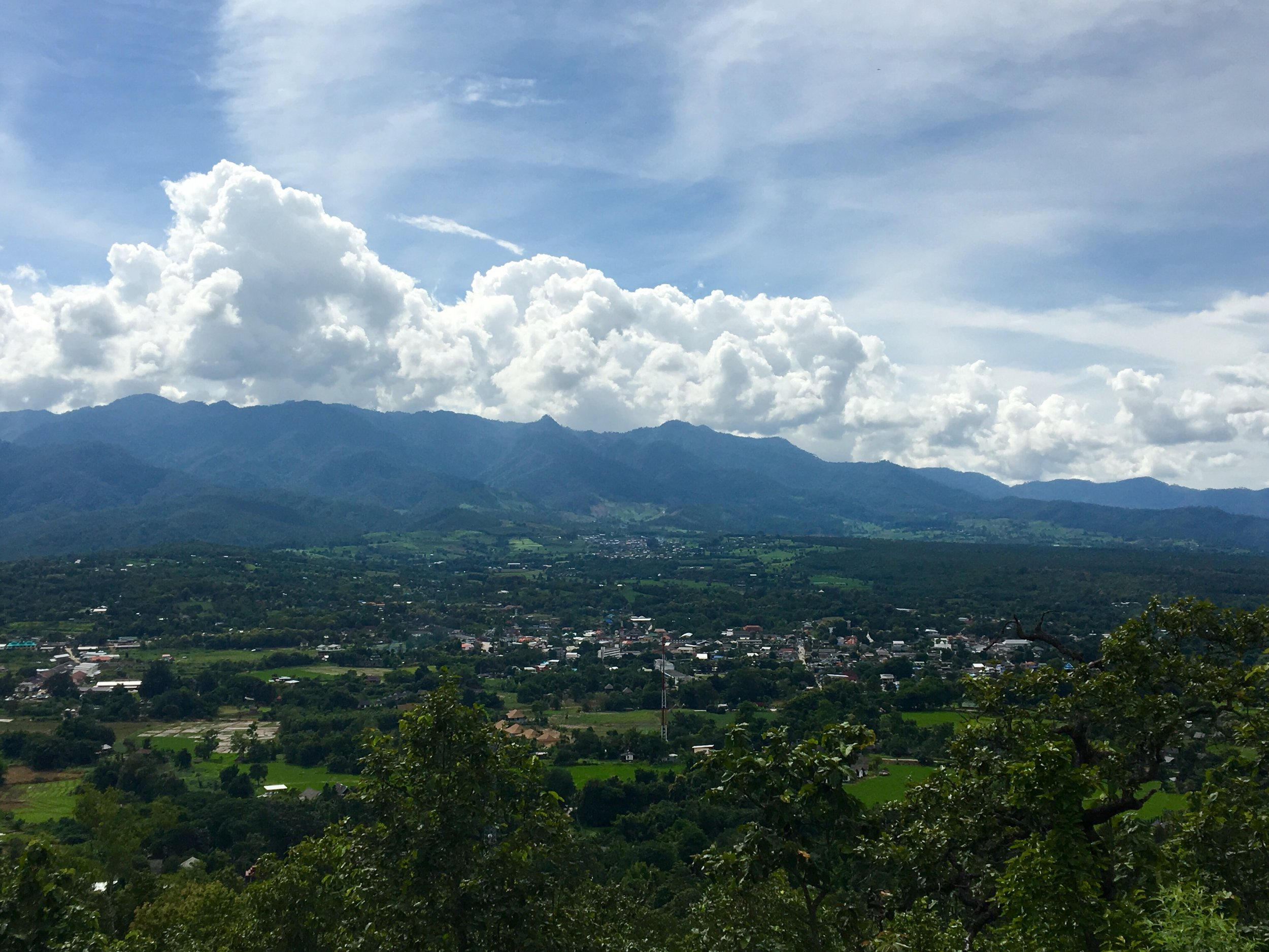The town of Pai