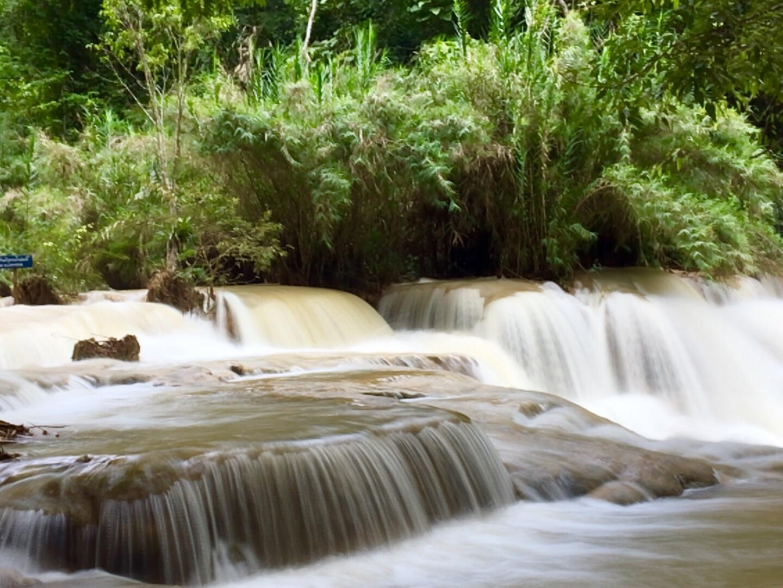 More Kuang Si Waterfall