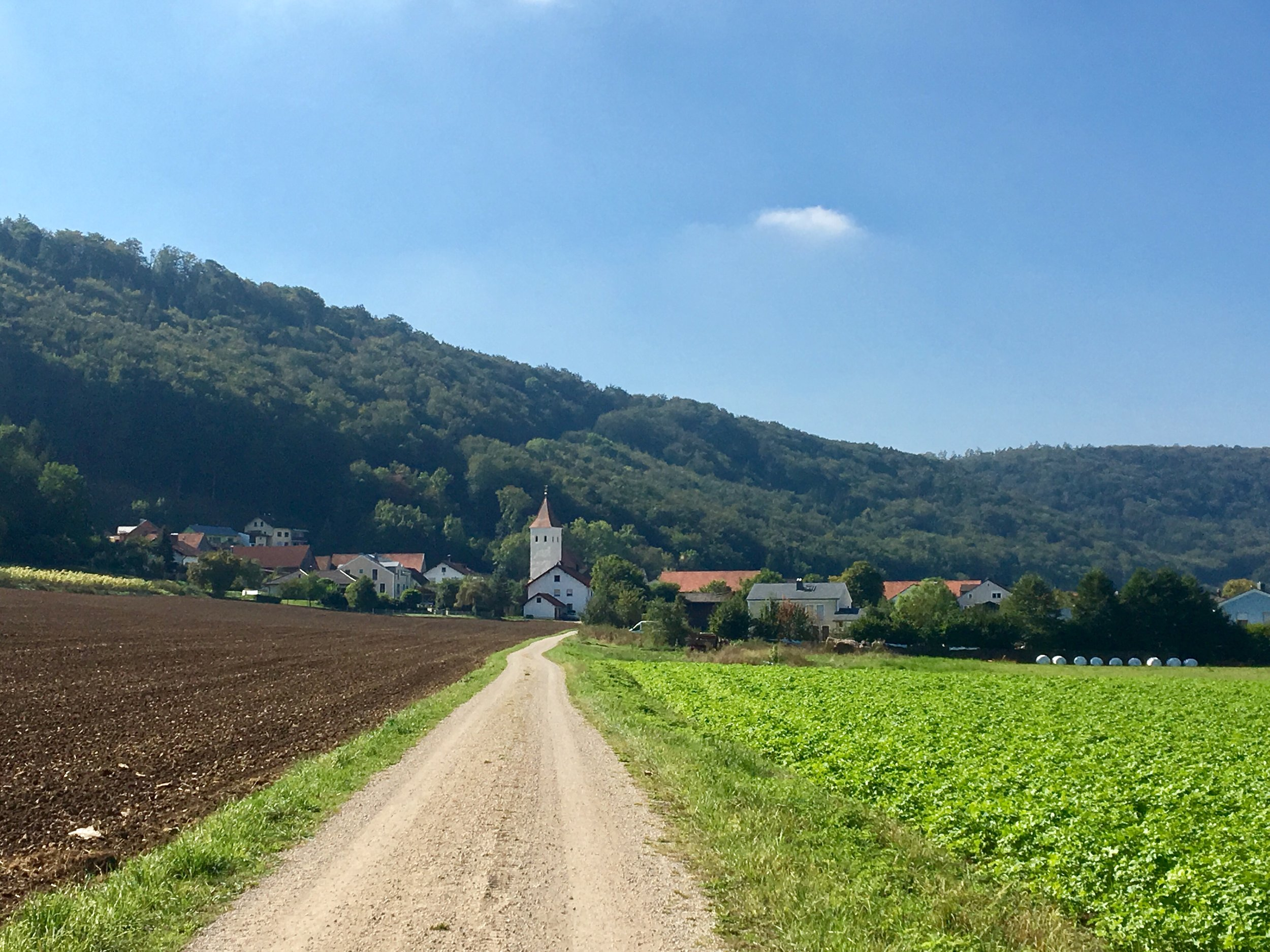 Central Germany hiking