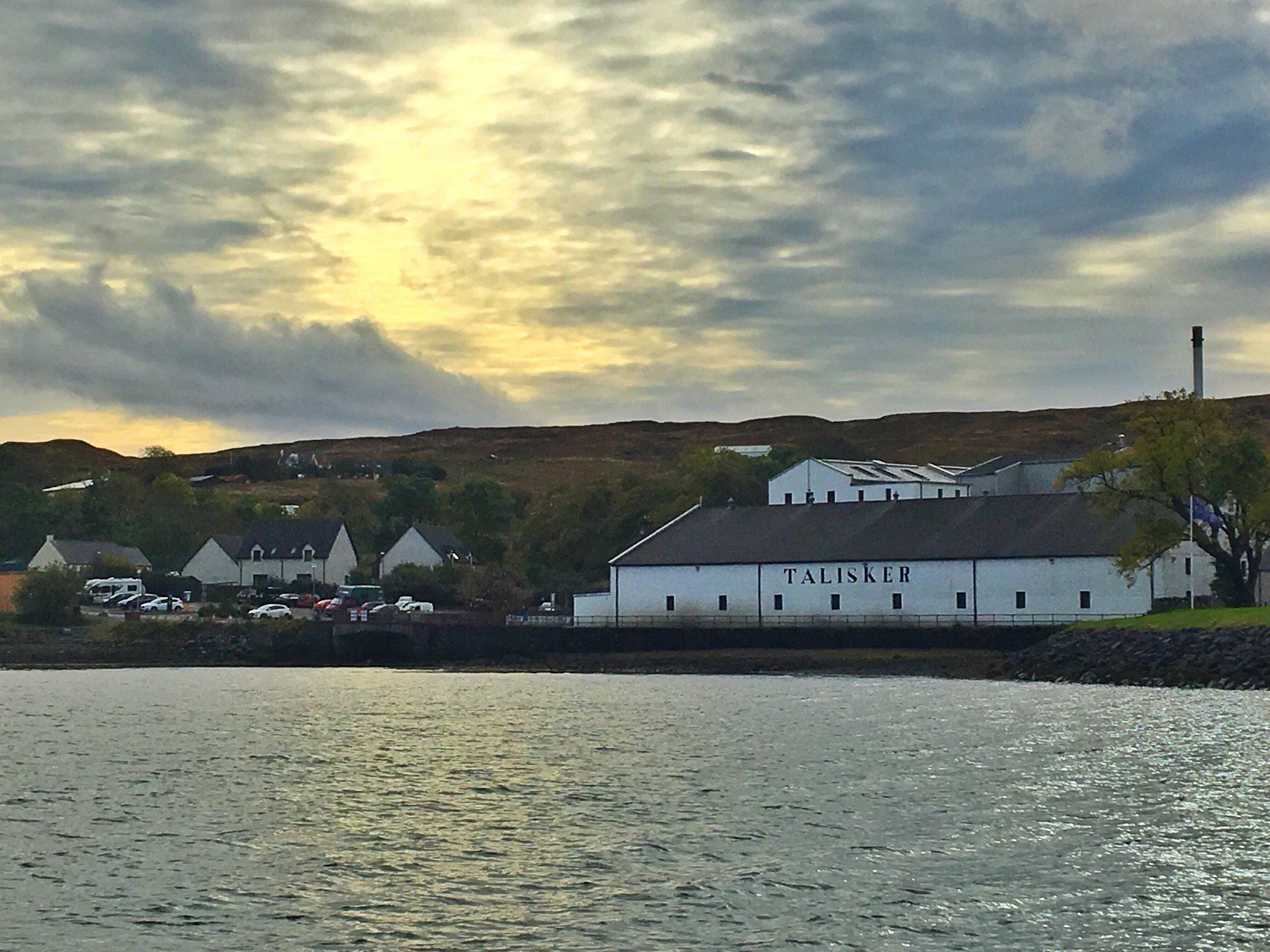 Talkisker, Scotland