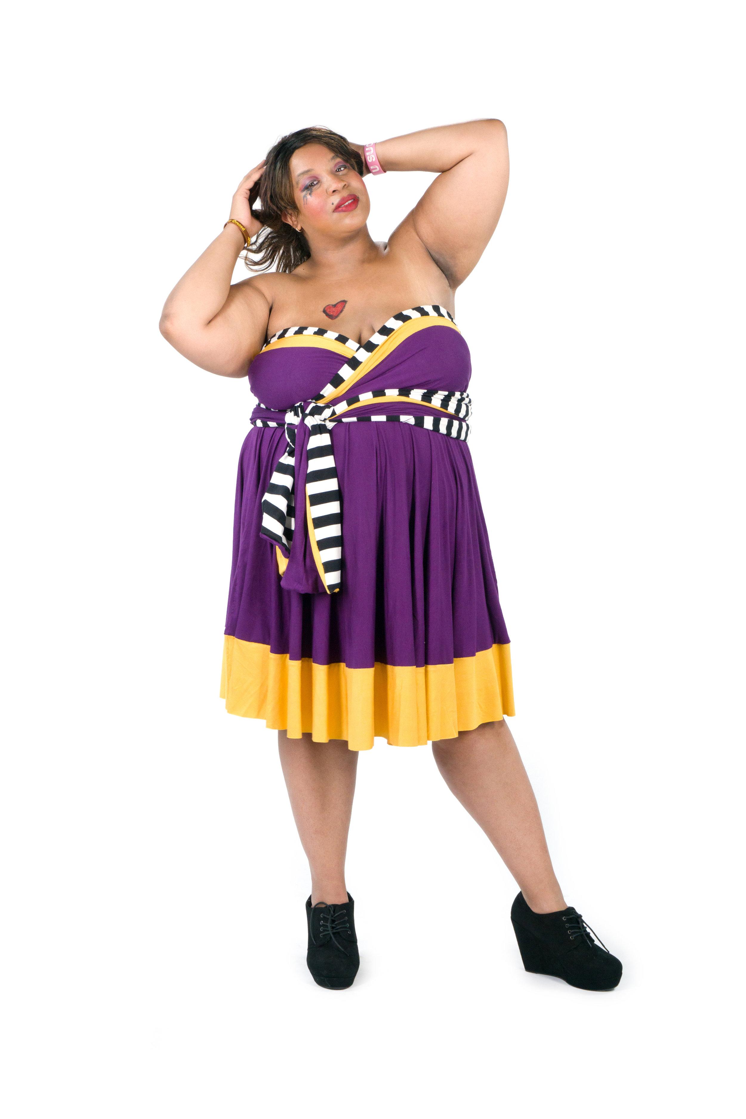 Pandora Barkeep Inspired Convertible Dress