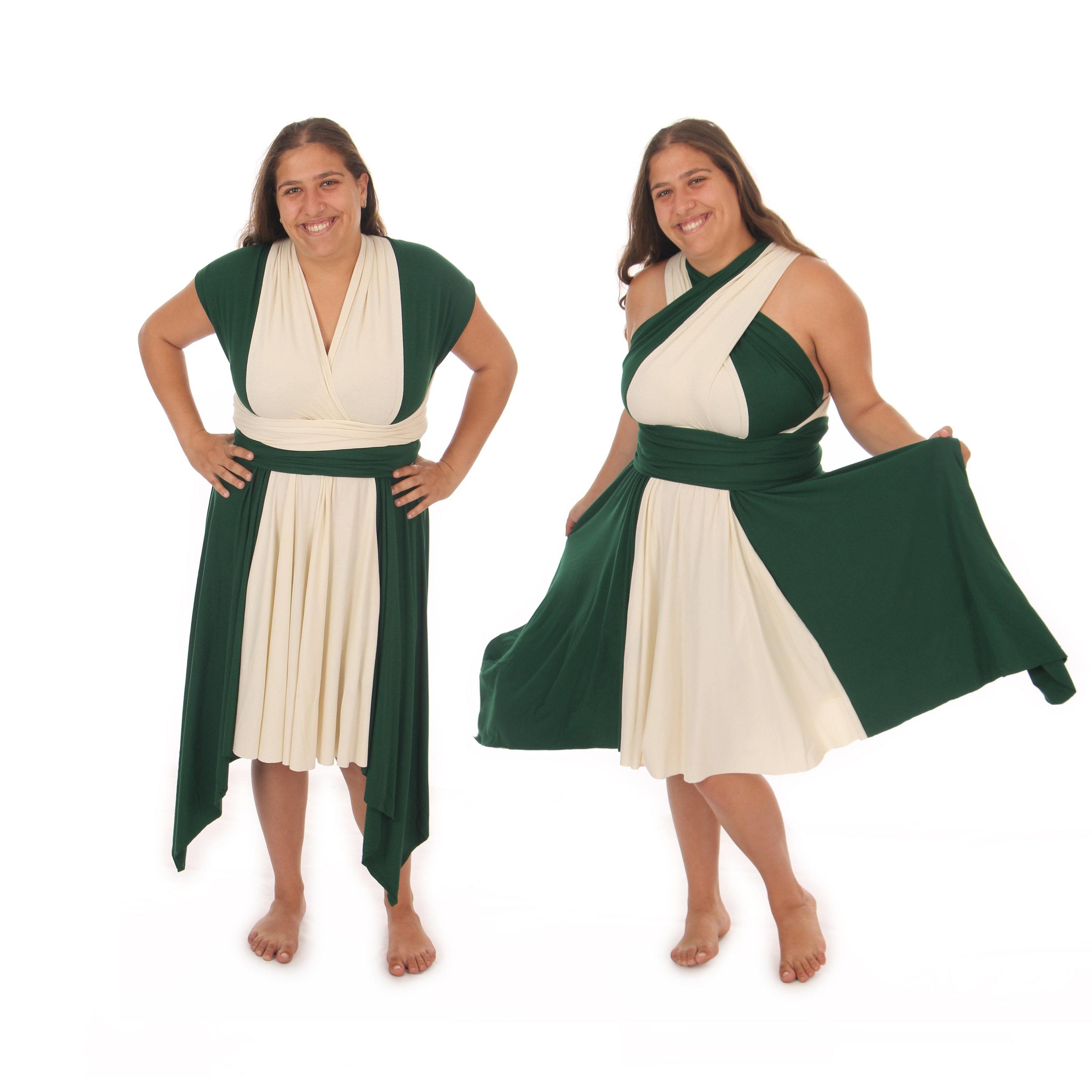 Blind Bender Inspired Convertible Dress