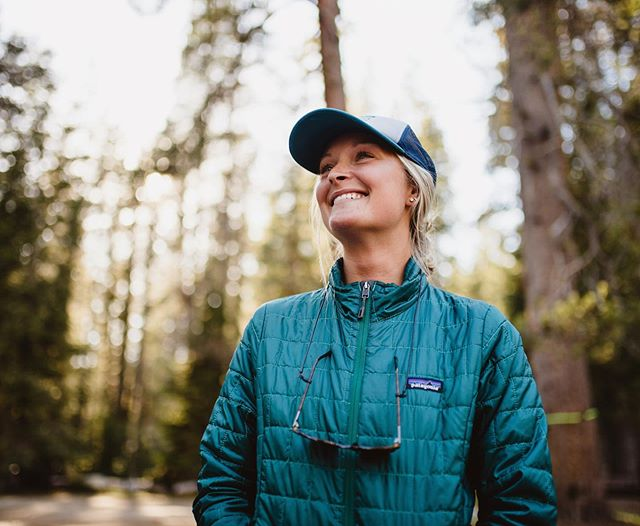 thinking about the day that @patagonia sponsors her...