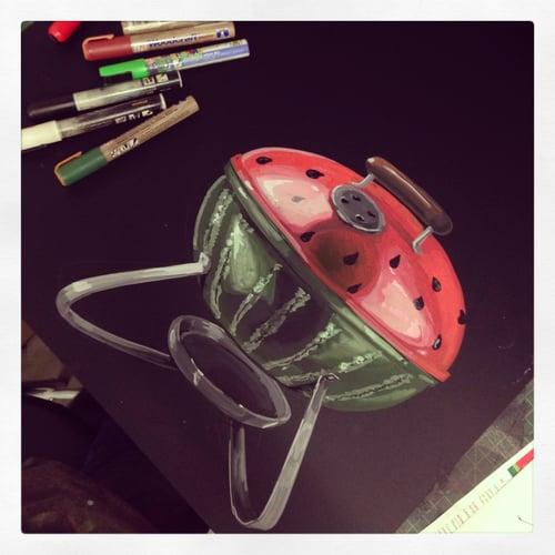 Hochman_Watermelon_Grill_12x12_acrylic_on_chalkboard.jpg