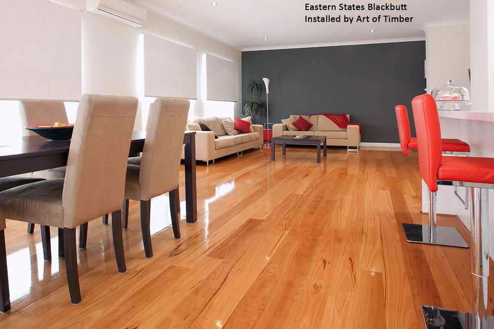 Eastern States Blackbutt Timber Flooring