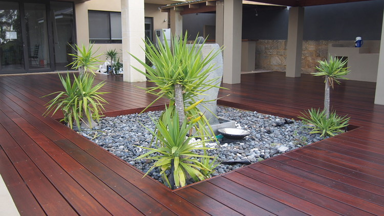 Perth decking project