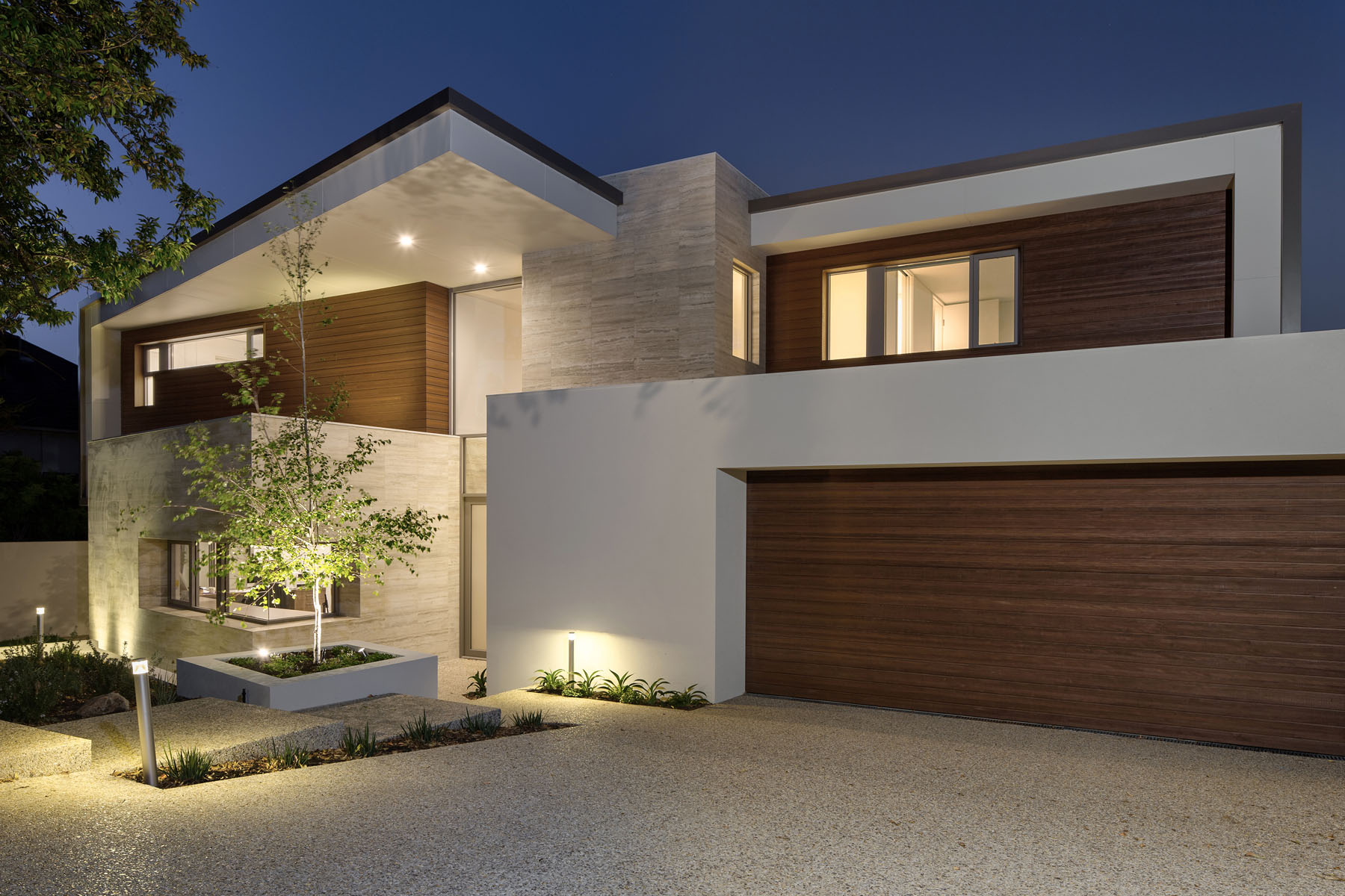 Vulcan Cladding & Lining - Floreat Residence