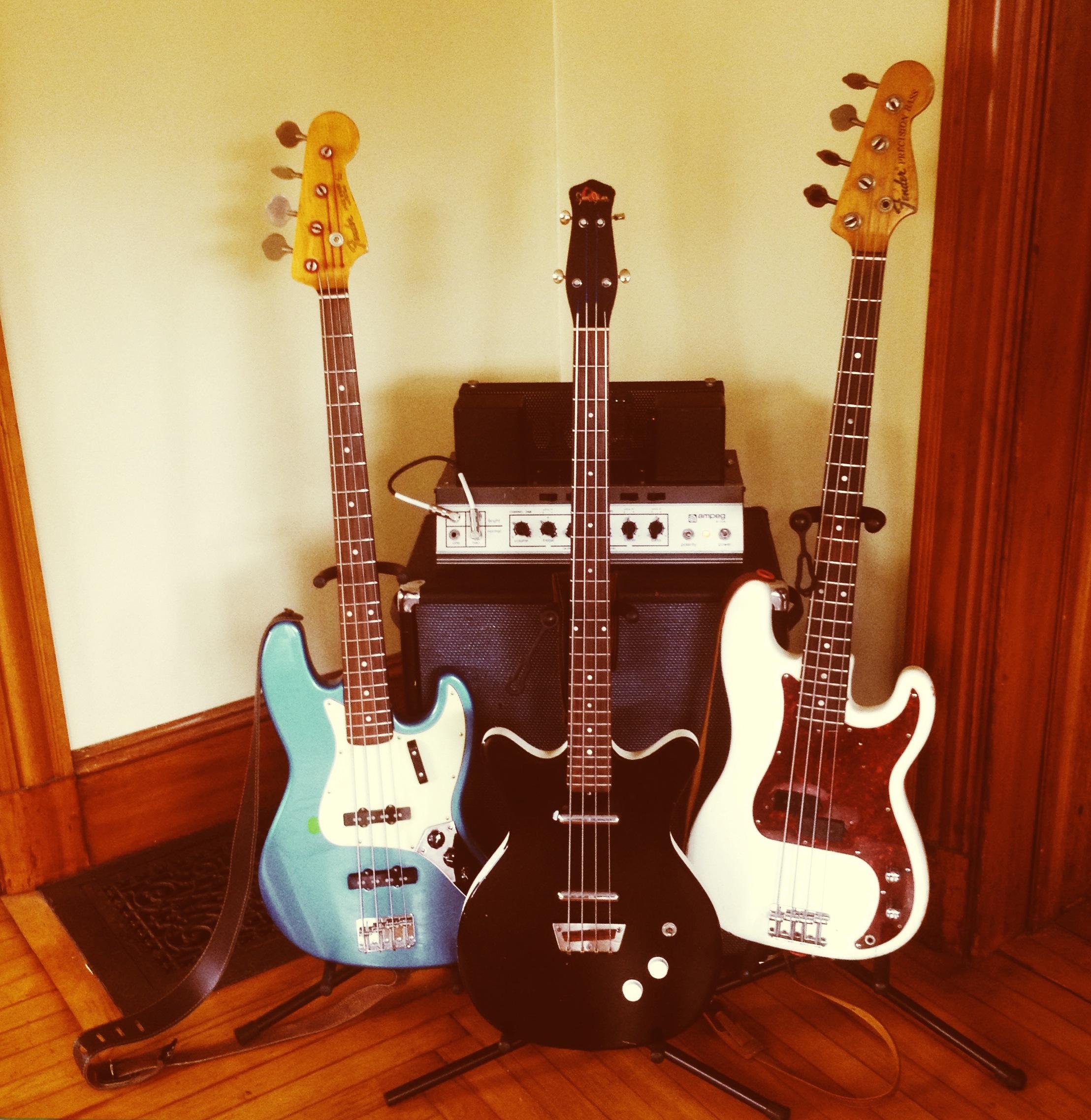 Home Bass