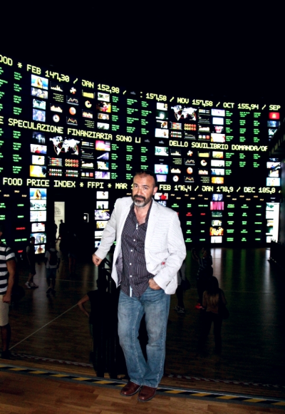 Sebastian Tudores at Pavilion Zero