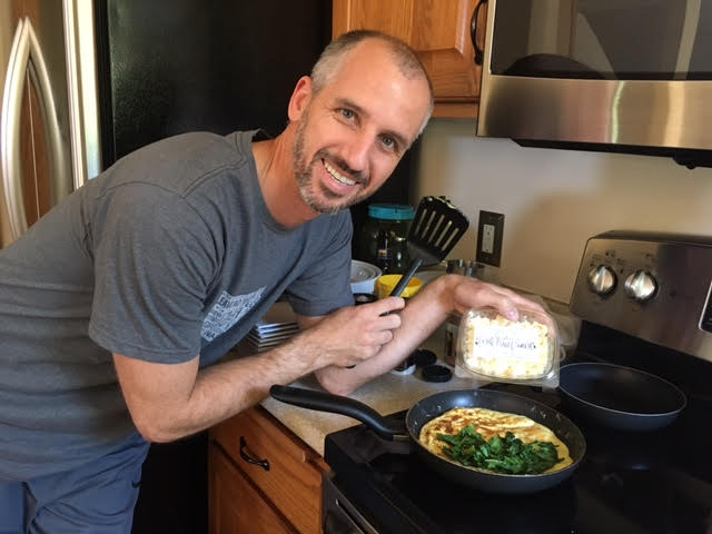 CSA member Chef Barry is our new spokesperson. Thanks to you and your family, Barry!!