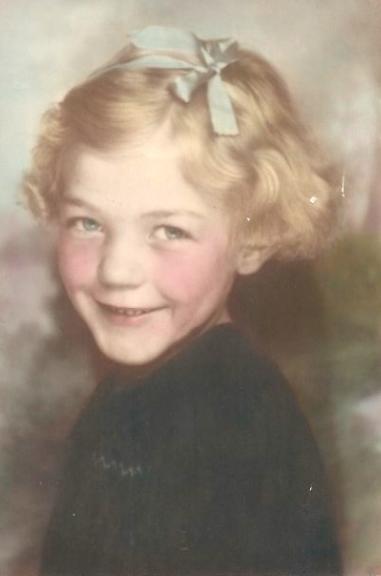 In loving memory,  Joyce Marilyn Spyker-Rose  1929 - 1988