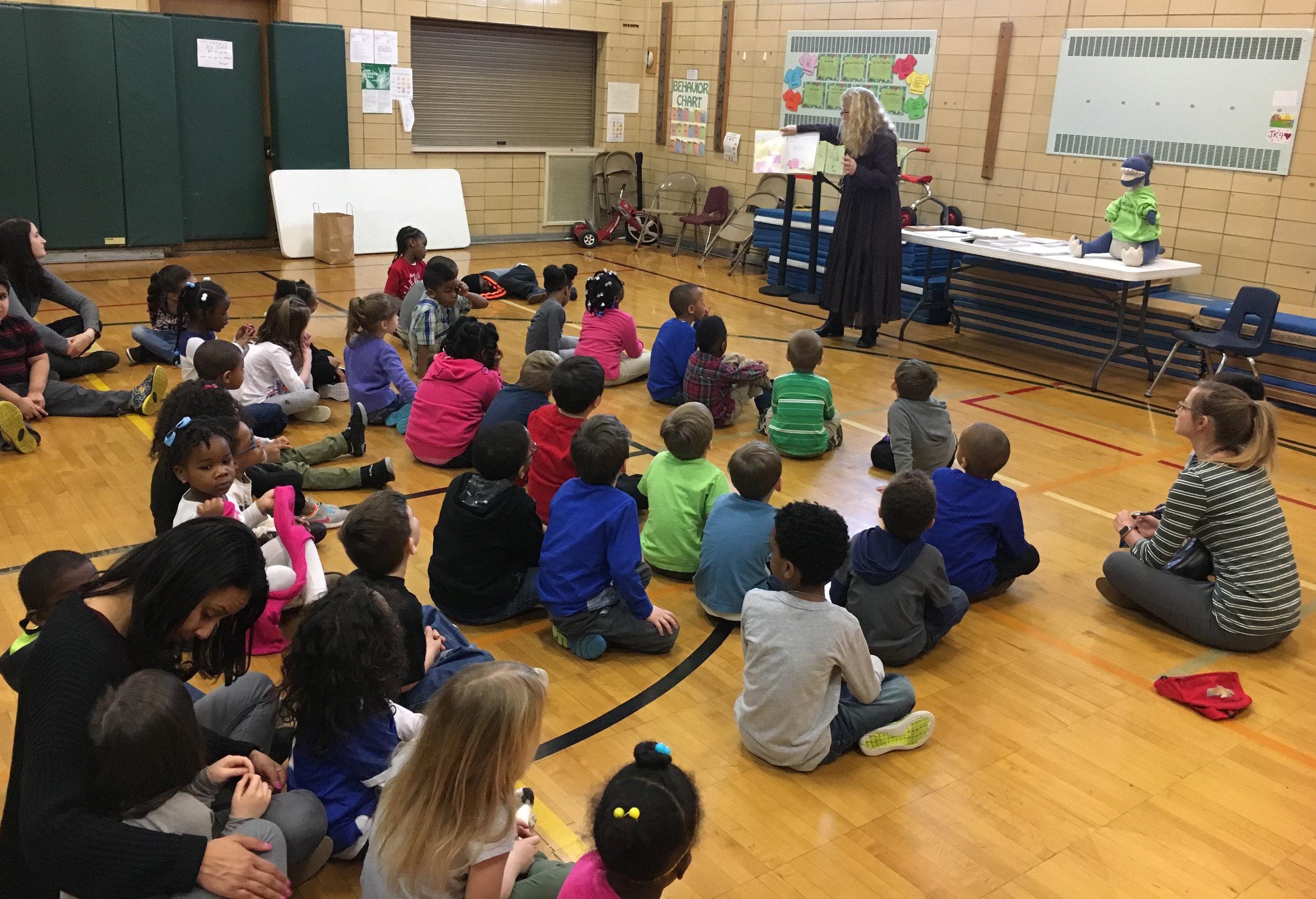 Young 5's & Kindergarten