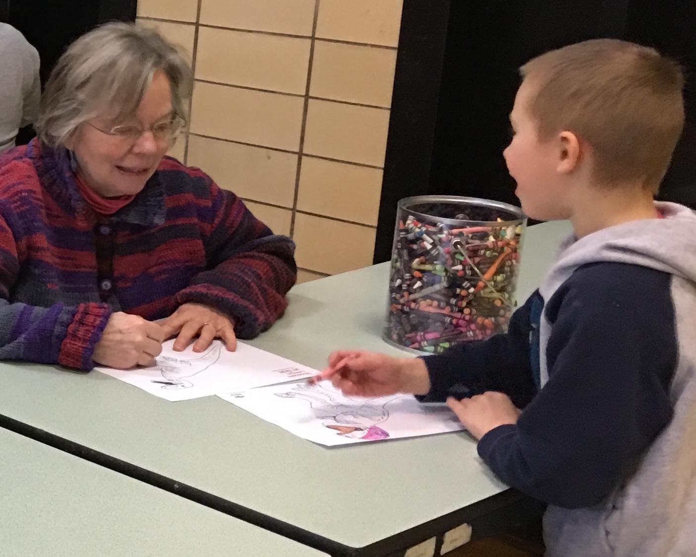 1st Grade Teachers Join In!