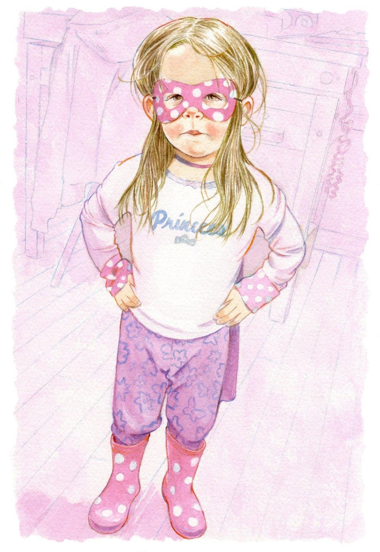 """""""Pink Princess"""" by Anni Matsick"""