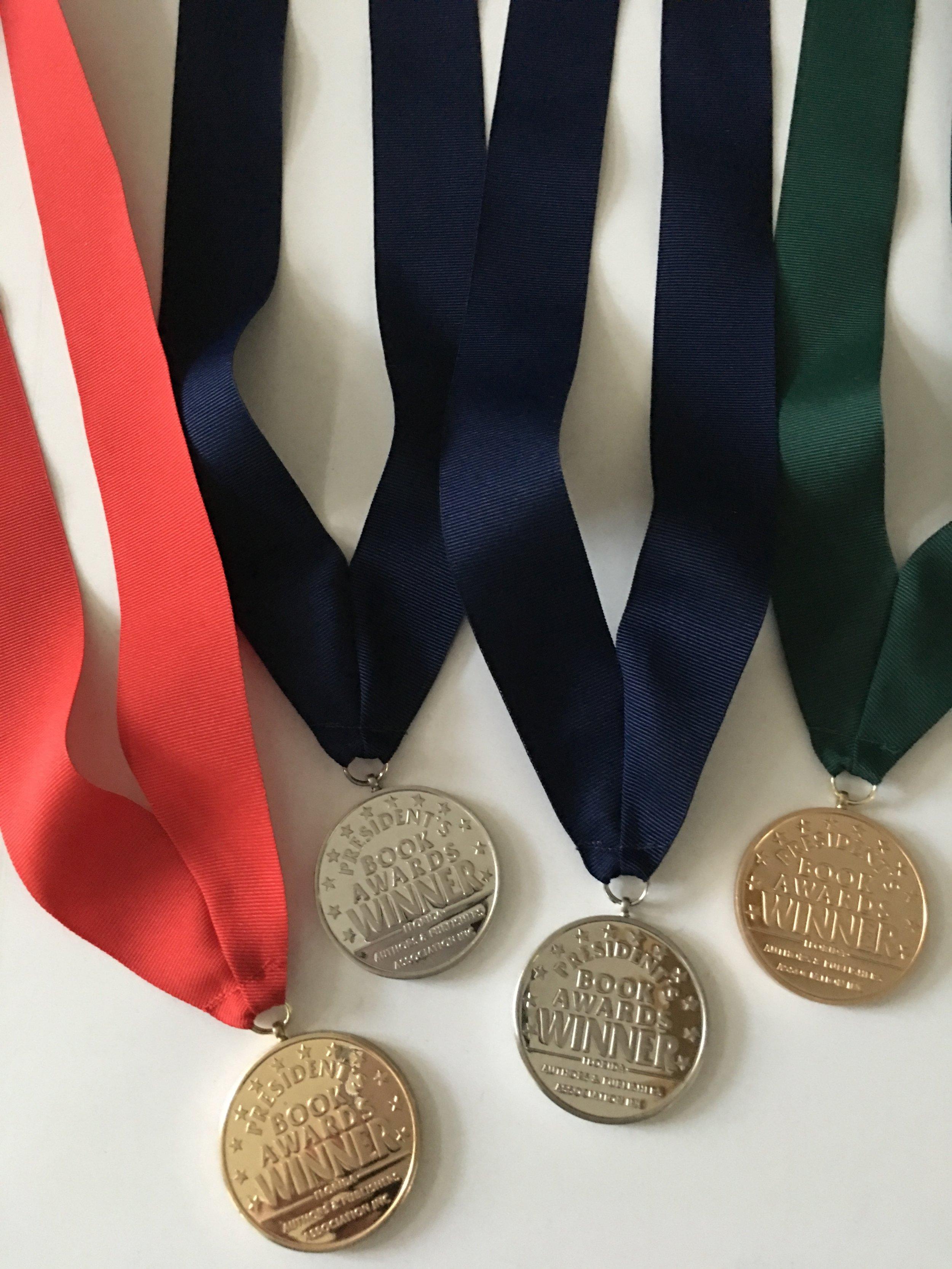 2018 - Four FAPA Awards