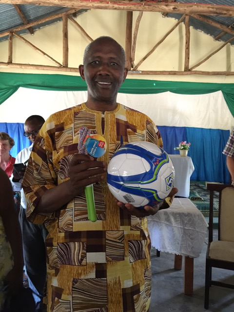 Pastor Jean Baptiste (Runda Parish)