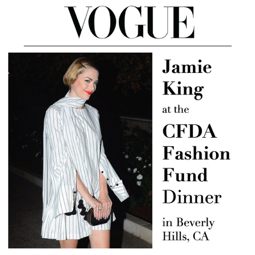 Vogue | Online | October 2015