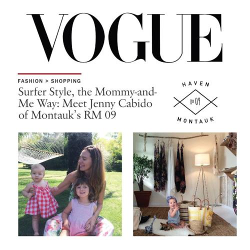 Vogue | Online | June 2015