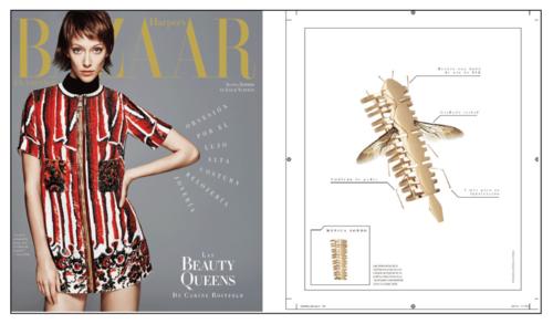 Harper's Bazaar | U.S | May 2015